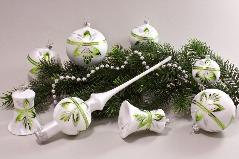Glasgesch ft in lauscha glasl dle glas k nig lauscha e k - Alte weihnachtsbaumkugeln ...